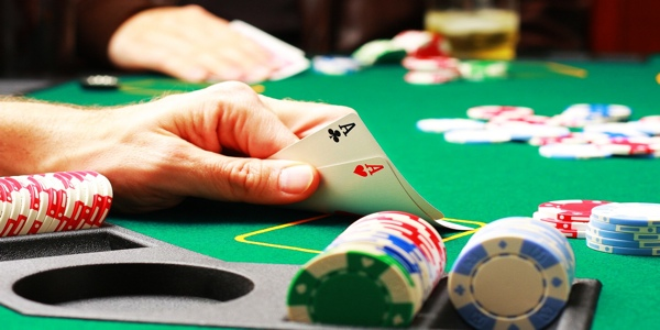 Playing Poker0