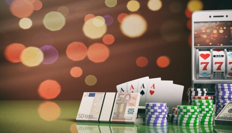 Gambling in an Online Casino