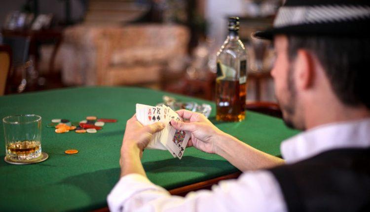 Smart at an Online Casino